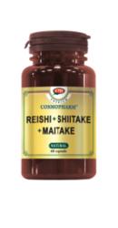 Reishi Shiitake Maitake - Cosmopharm