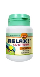 Relax No Stress - Cosmopharm