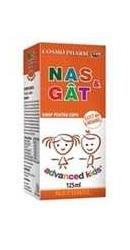 Advanced Kids Sirop Nas si Gat - Cosmopharm