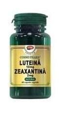 Luteina si Zeaxantina Premium - Cosmopharm