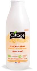 Gel Crema de dus hipoalergenic cu miere - Cottage