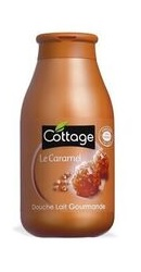 Gel de dus Caramel – Cottage