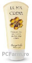 Bottega Verde Crema cu Miere si ceara de albine pentru fata, maini si corp