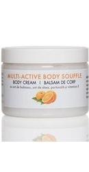 Balsam de corp Bio cu portocala - Cremeria Beauty
