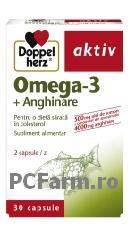 OMEGA 3 + ANGHINARE - DoppelHerz