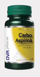 Carbo Aspirina - DVR Pharm