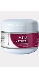 M.S.M natural Crema - DVR Pharm