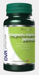 Magneziu marin japonez - DVR Pharm