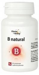 B Natural Vitamine si Minerale -  Dacia Plant