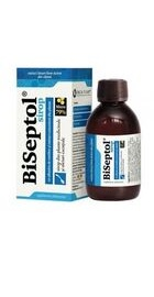 BiSeptol Sirop cu albastru de metilen si extract concentrat din plante – Dacia Plant