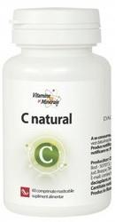 C Natural Vitamine si Minerale -  Dacia Plant