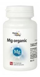 Magneziu Organic Vitamine si Minerale – Dacia Plant