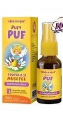 Ingerasul Pufy PUF Spray Propolis si Musetel - Dacia Plant