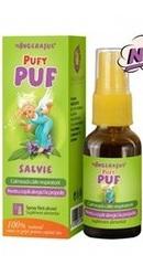 Ingerasul Pufy PUF Spray Salvie – Dacia Plant