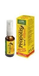 Spray cu Propolis fara Alcool  - Dacia Plant