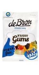 Fruit Gums Jeleuri gumate fara zahar si fara gluten - Debron
