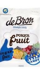 Pokerfruit Jeleuri gumate fara zahar si fara gluten  - Debron