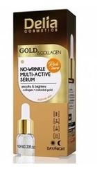 Ser antirid multiactiv aur si colagen - Delia Cosmetics