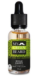 Ulei pentru barba si mustata Dandy - My Green Beard