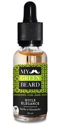 Ulei pentru barba si mustata Elegance - My Green Beard