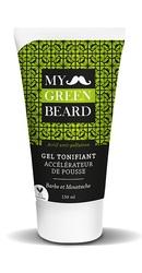Gel revigorant pentru crestere barba si mustata - My Green Beard