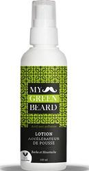 Lotiune pentru crestere barba si mustata - My Green Beard