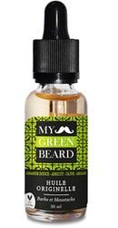 Ulei pentru barba si mustata Originelle - My Green Beard