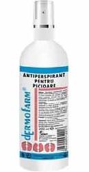 Dermofarm Antiperspirant pentru picioare - Farmec