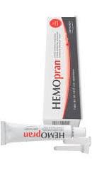 Hemopran Crema protectiva endorectala pentru hemoroizi - Dermoxen