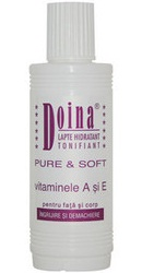 Doina Pure and Soft Lapte hidratant tonifiant - Farmec