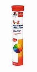 A-Z Retard Multivitamine cu Multiminerale efervescente - DoppelHerz