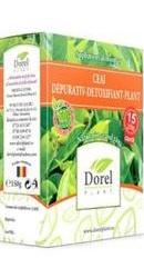 Ceai Depurativ Detoxifiant Plant - Dorel Plant