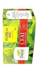 Ceai de Flori de Soc - Dorel Plant