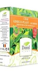 Ceai Gineco Plant Uz Intern Menstruatie Normala - Dorel Plant