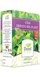 Ceai Hepato Bil Plant - Dorel Plant