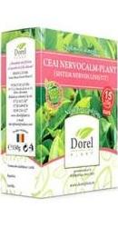 Ceai Nervocalm Plant Sistem Nervos Linistit - Dorel Plant