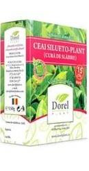 Ceai Silueto Plant Cure de Slabire - Dorel Plant