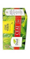 Ceai Verde - Dorel Plant