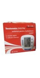 Tensiometru pentru incheietura mainii - Dr. Life
