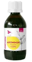Life Bio Aromimun Sirop copii - DVR Pharm