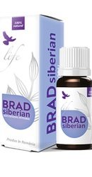 Life Bio Ulei volatil de Brad siberian - DVR Pharm