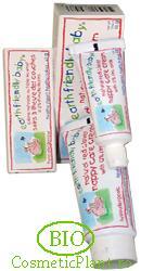 Crema pentru schimb cu oxid de zinc - Earth Friendly Baby