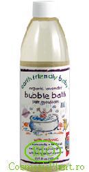 Spuma de baie cu levantica (0-5 ani) - Earth Friendly Baby