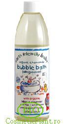 Spuma de baie cu musetel (0-5 ani) - Earth Friendly Baby