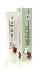 Pasta de dinti 2 in 1 antitartru - Ecodenta