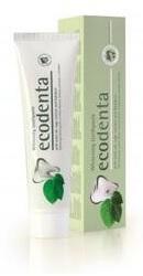 Pasta de dinti pentru albire cu ulei de menta - Ecodenta
