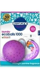Ecoballs Bile pentru rufe cu parfum de Iasomie - Ecozone