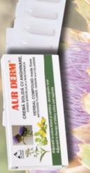 Aur Derm Supozitoare cu anghinare, coada soricelului si rostopasca – Elzin Plant