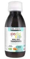 Special KID Sirop Rau de transport - Eric Favre