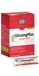 Ginseng Plus Pocket Drink – Esi Spa